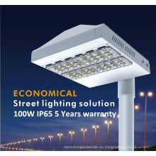 Luz de calle al aire libre de IP65 LED con 5 años de garantía (QH-LD2C-100W)
