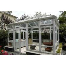 Chambre solaire en aluminium
