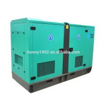 80kW 100kVA Refroidi à l'eau Silent Diesel Generator Prix Meilleur