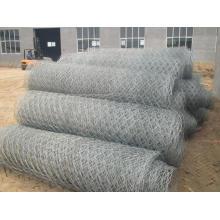 Filetage en fil hexagonal (galvanisé à chaud)
