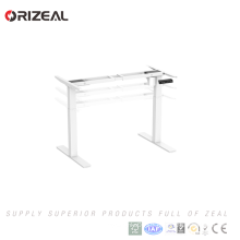 New Fashion Height Adjustable Standing Office Computer Sit Standing Desk Best value