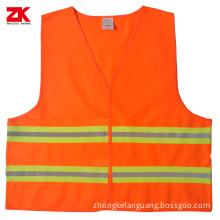 Cheap traffic reflective safety vest