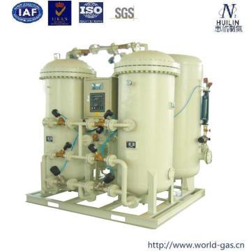 Gerador de oxigênio Psa de alta pureza de Guangzhou (ISO9001, CE)