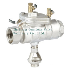 Anti-Pollution Cut off Valve (GHS11X)