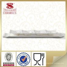 Geschirr für den Haushalt Porzellangeschirr Teller in Uniform