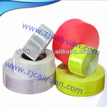 yellow pvc reflective tape
