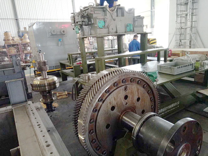 Technical Transformation of Power Plant Equipment
