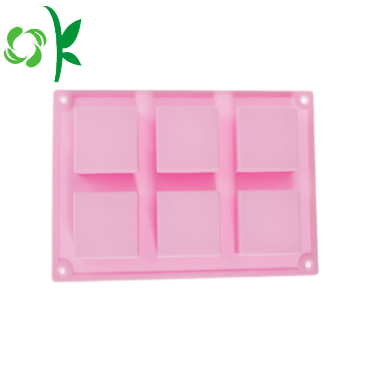 Flexible Soap Mold