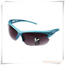 Sports Eyewear with PC Lens and Plastic Frame for Promotion
