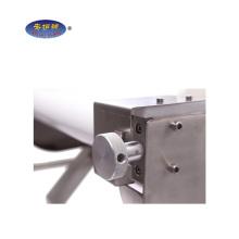 Detector de metais de alimentos. para processamento seco de manga e máquina de embalagem