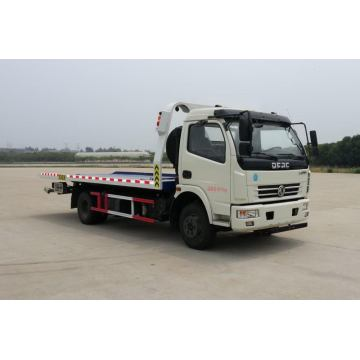 Dongfeng Flat Dua-in-one Road Wrecker Truck