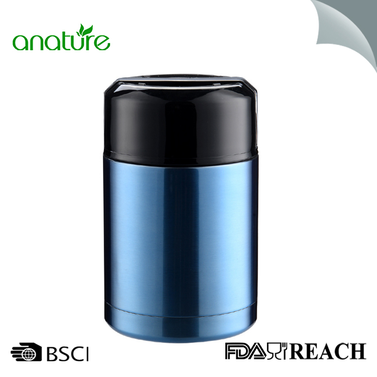 800ML Insulated Stainless Steel Food Jar Wide Mouth