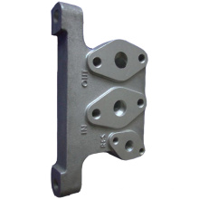 China OEM de gravedad de fundición de piezas de aluminio