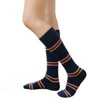 Хлопок женская круглый колено-высокая носки чулок (WA056)