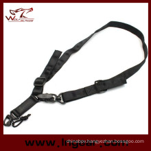 Tactical Multi-Mission Rifle Scope Sling with Patch Gun Sling