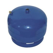 Réservoir de gaz en acier et bouteille de gaz