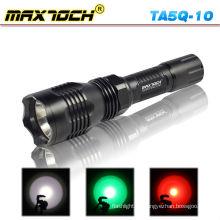 Maxtoch TA5Q-10 Multi-Funktions-Polizei Taschenlampe Led