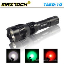 Maxtoch TA5Q-10 Multi-function Police Flashlight Led