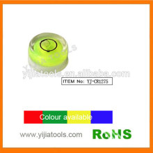 circular plastic vial with ROHS standard YJ-CR1275