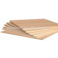 Contrachapado de okoume contrachapado de madera de álamo / contrachapado de madera dura