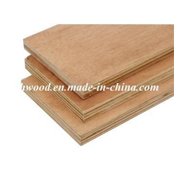 China madera contrachapada para muebles