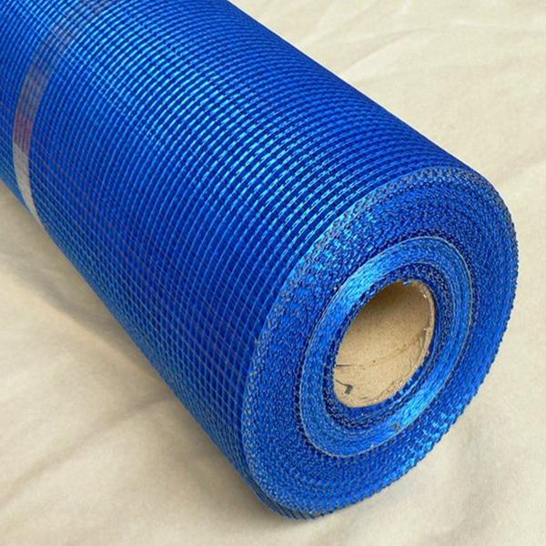 blue alkali resistance fiberglass mesh