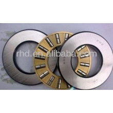 Ensemble à rouleaux et cages cylindriques axiaux à une seule direction à double rangée pour une combinaison avec rondelle à palier axial 89318M