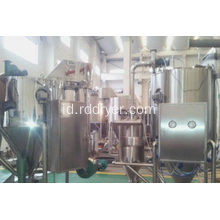 Kecepatan Tinggi sentrifugal Zinc-ethylene-bis-dithiocarbamate Spray Dryer