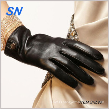Touch Screen Nappa Leather Gloves