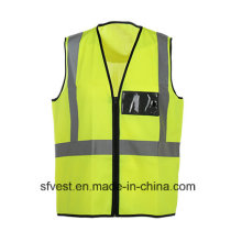 Eniso Standard High -Visibility Refelective Safety Vest