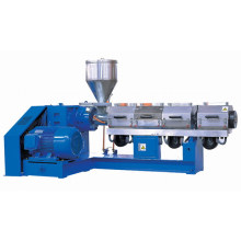 Máquina extrusora para roturas térmicas