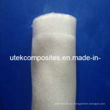 Más de 96% de dióxido de silicio 1100GSM paño de fibra de vidrio