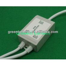 12В 6А Водонепроницаемый RGB усилитель сигнала для 5050 RGB SMD светодиодные полосы