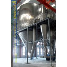 Equipo de secado por pulverización para el extracto de la hoja