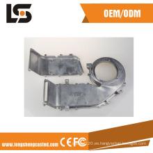 De aluminio a presión el conducto de aire de lavado de la pieza de la máquina