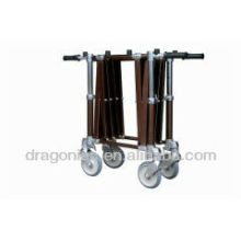 DW-TR006 Aluminum Church Trolley coffin trolley
