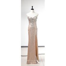 Elegant A-ligne sweetheart cheville longueur Tulle Prom robe de soirée formelle B4