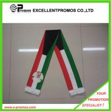 Горячий продавая шарф вентилятора футбола высокого качества самый лучший (EP-W9067)