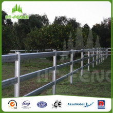 Clôture de ferme de matériaux d'acier de haute qualité