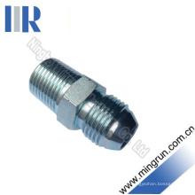 Adaptador de tubo de adaptador hidráulico macho JIS / BSPT (1ST-SP)