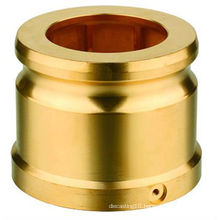 OEM CNC Machined Brass Parts with ISO Certification