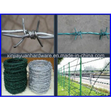 Galvanized Barbed Wire /PVC Coated Barbed Wire /Barbed Wire