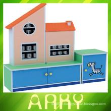 Mobilier de jardin d'enfants Maison de type enfants Cabinet de théière