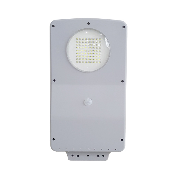 10W the front of solar street light