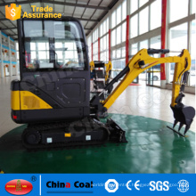 CT18-6L Series Mini Hydraulic Crawler Excavator