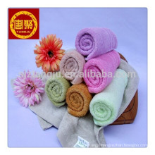 China wholesale microfiber face towel, velour face towel, small hand towel
