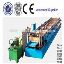 linha de produção da máquina de telhado de metal costura de lixamento