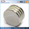 Super Round Disc Rare Earth Neodymium Magnet for Water Meter pump