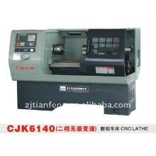 ZHAOSHAN CJK6140 máquina de torno CNC máquina de torno bajo precio