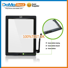 DoMo beste Spring Festival Fabrik Aktionspreis für iPad 3 Touch Ersatz schwarz und weiß